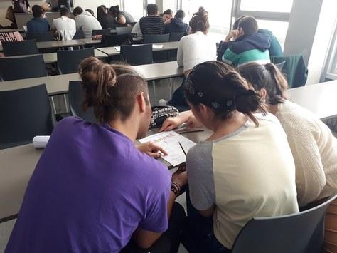 11 centres de secundària de la Catalunya Central van participar a les 11es Olimpíades de Geologia de Catalunya a la UPC Manresa