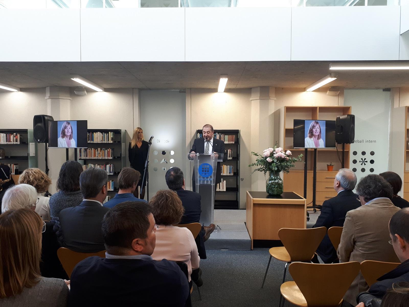 Prof. Francesc Torres, rector de la UPC