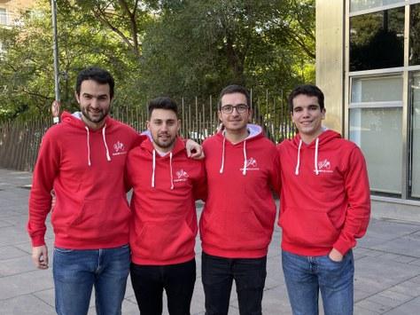 Alumnis del Grau en Enginyeria de Sistemes TIC creen una aplicació de compra-venta de vídeojocs