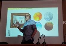 """Conferència """"L'observació de la terra des de l'espai"""""""