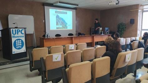 Defensa tesi doctoral Carles Fàbrega Alsina