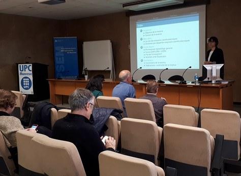 Defensa tesi doctoral de Núria Torras Melenchón