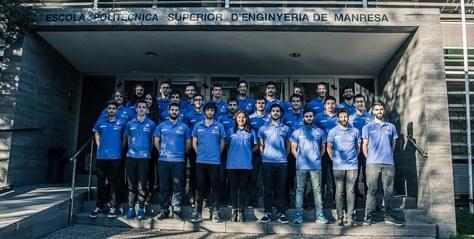 Dynamics UPC Manresa al Formula Student Spain 2017