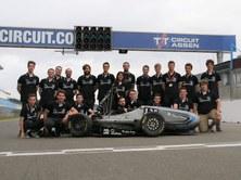 El DYN-03, nou vehicle de competició per la Formula Student de l'equip d'estudiants Dynamics UPC Manresa per aquesta temporada