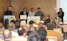 Guanyadors premis als millors expedients acadèmics dels estudiants de nou ingrés al Grau en Enginyeria Minera