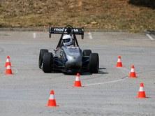 L'equip d'estudiants Dynamics UPC Manresa finalitzen la temporada amb uns bons resultats al Formula Student Spain