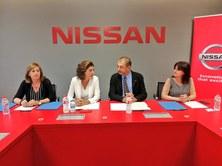 La UPC i Nissan signen un conveni marc per col·laborar en el grau i el màster universitari en Enginyeria d'Automoció