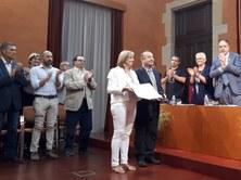 La UPC Manresa rep la Medalla de la Ciutat al Mèrit Educatiu