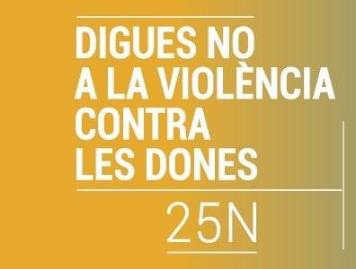 La UPC se suma al 25N amb un acte institucional i materials de sensibilització contra la violència masclista