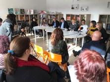 """Manresa presenta el Programa """"Magnet. Aliances per a l'èxit educatiu"""""""