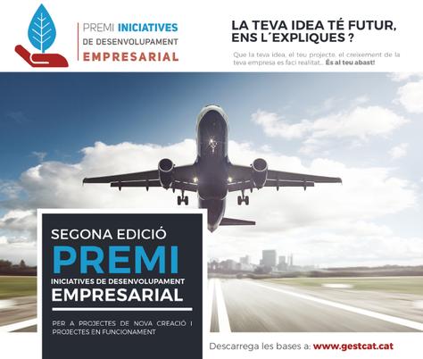 Premi Iniciatives de Desenvolupament Empresarial
