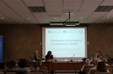 Presentats els resultats del 6è informe de l'Observatori de la recerca a la Catalunya Central