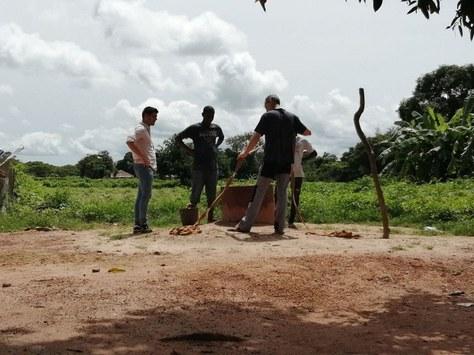Recerca de projectes de cooperació a Guinea Bissau