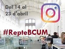 #RepteBCUM, del 14 al 23 d'abril