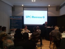 Sopar empreses 75è aniversari UPC Manresa