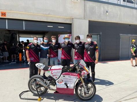 SYNERGY Racing Team participa a la MotoStudent i acaba la competició amb uns bons resultats