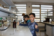Taller: Qui era Marie Curie?