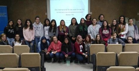 Torna la jornada de Noies TIC a l'EPSEM