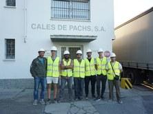 Visita a Cales de Pachs