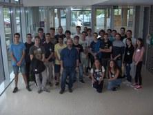 Visita d'estudiants al Centre Tecnològic de Manresa