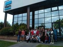 Visita estudiants a les empreses Aircatglobal i Mapro