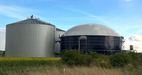 Desarrollarán un sistema de purificación que impulsa el biogás como energía alternativa